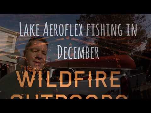 Lake Aeroflex Andover NJ Landlocked Salmon