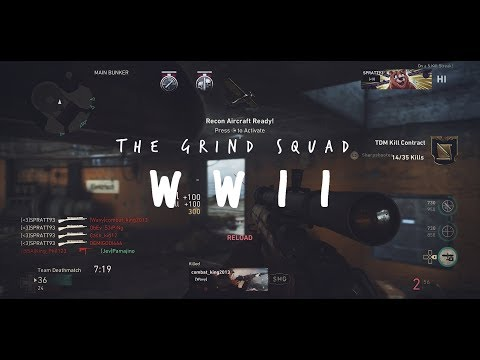 The Grind Squad - WWII Montage