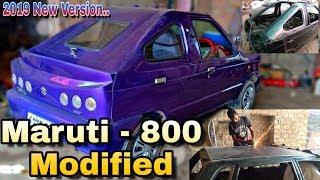 Gambar cover Maruti 800 modified || Sports Car || best modified maruti 800 || New Modified 2019