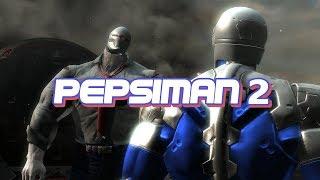 PEPSIMAN 2 Final Boss