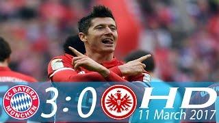 اهداف مباراة بايرن ميونخ واينتراخت فرانكفورت 3-0 Bayern München vs Eintracht Frankfurt 3-0 All Goals