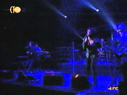 Europe live in St. Petersburg, Russia 19-03-2005