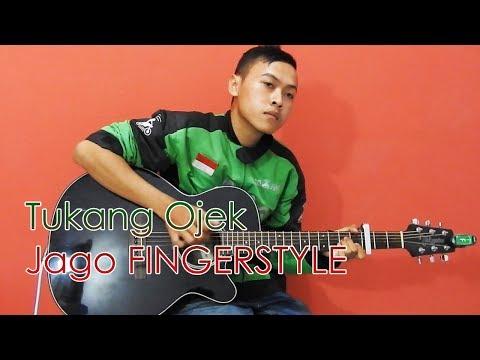 WOW!! Kereeen Sob, Tukang Ojek Online (Gojek) ini Jago Main Gitar Kaya Nathan Fingerstyle!!!