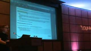 Yahoo! Developer Network (YDN) Amman Public Training Part 10-15