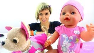 Куклы для девочек. Видео для детей