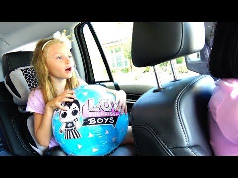 Полина и веселые истории про игрушки LOL