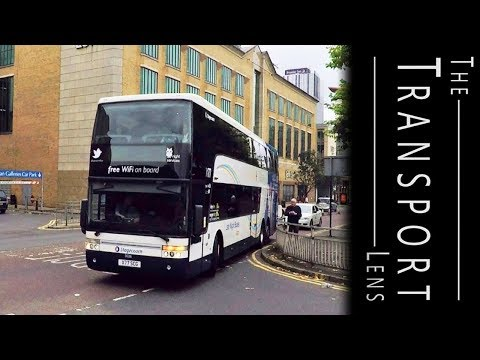Stagecoach Buses In Glasgow - October 2017