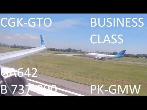 #17 FLIGHT REPORT WITH GARUDA INDONESIA