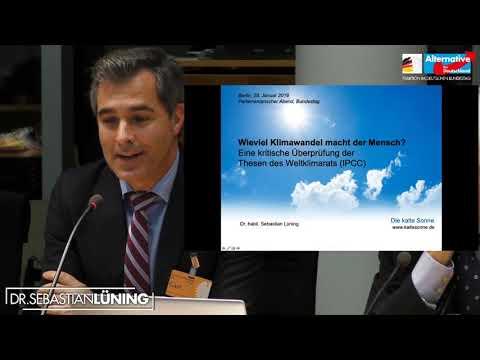 Wieviel Klimawandel macht der Mensch? - Eine kritische Überprüfung der IPCC-Thesen - AfD-Fraktion
