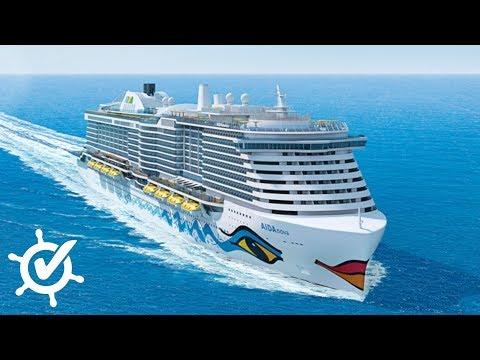 AIDAnova: Alle Infos zum Neubau von AIDA Cruises