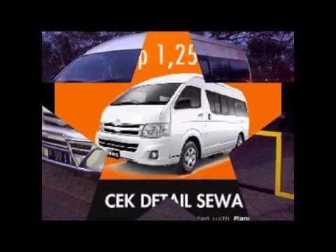 Rental Mobil Hiace di Batu Malang