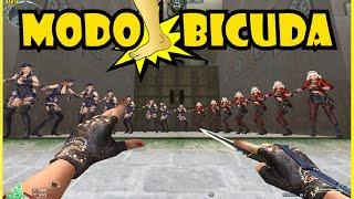 CrossFire AL - MODO BICUDA