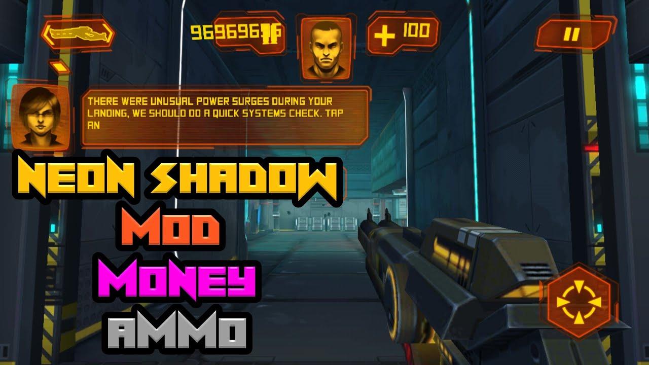 Игра Neon Shadow скачать на ПК