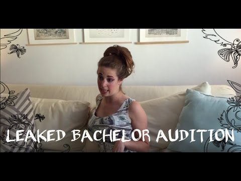 How to audition for the bachelor