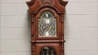 Carlton Grandfather Clock / Hermle 01153-i91161