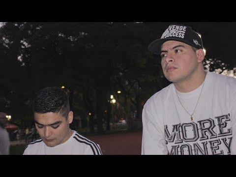 El Melly ft Brian Cruz - LLORA ( Video Oficial )