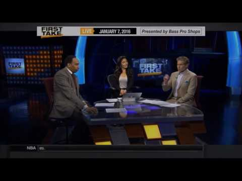 First Take New 2016 Theme Song with Wale