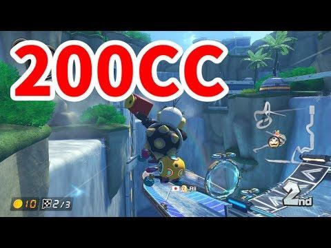 Baixar 【マリカー8 デラックス】200CCは速すぎて尺が・・・w