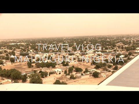 Travel Vlog - Maiduguri, Nigeria