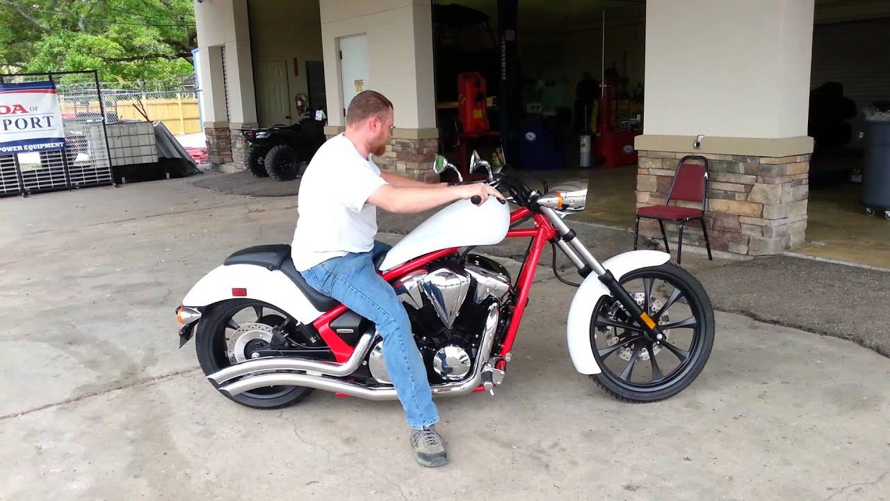 2014 Honda Fury VTX13CXE - YouTube