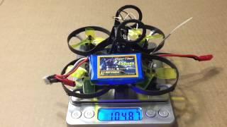 Eachine Aurora 90 DIY 90mm Brushless Mikro FPV Racer - Eigenbau
