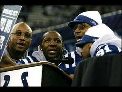 Indianapolis Colts Super Bowl XLI Tribute