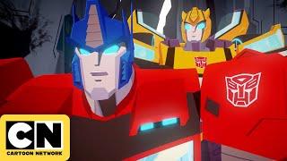 Transformers Cyberverse | Remembering the Leadership of Optimus | Cartoon Network