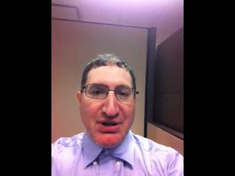 Alan Paul Katz sings Oseh Shalom Sg 12242012