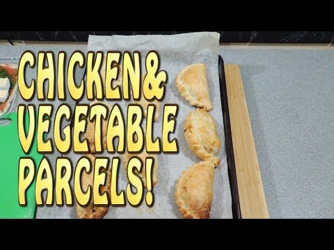 KPs Chicken And Vegetable Parcels - Cook With K.P EP 346