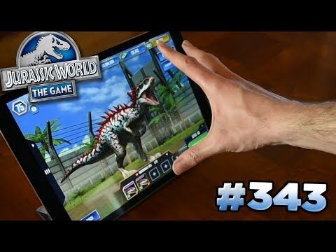 Download Youtube: MY PARK WAS STOLEN...! || Jurassic World - The Game - Ep343 HD