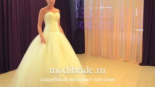 Платье Amour Bridal 1083 - www.modibride.ru Свадебный Интернет-магазин