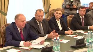 Делегация из Республики Коми посетила Гродно