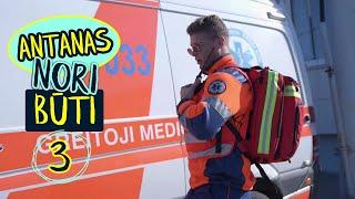 ANTANAS J NORI BŪTI MEDIKU    Laisvės TV X
