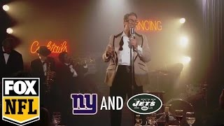 riggle roasts jets and giants in new york new york parody fox nfl sunday
