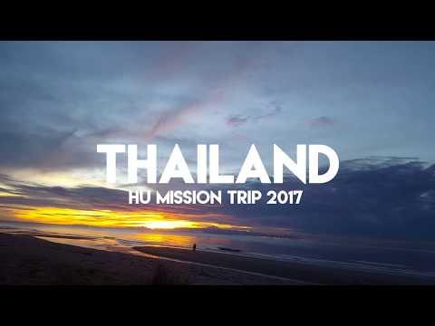 Thailand HU Mission Trip 2017
