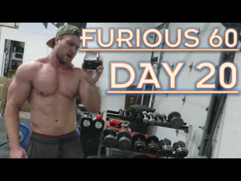 progress-update-|-furious-60-|-day-20