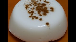 How To Maketembleque Or Coconut Custard (bilingual)
