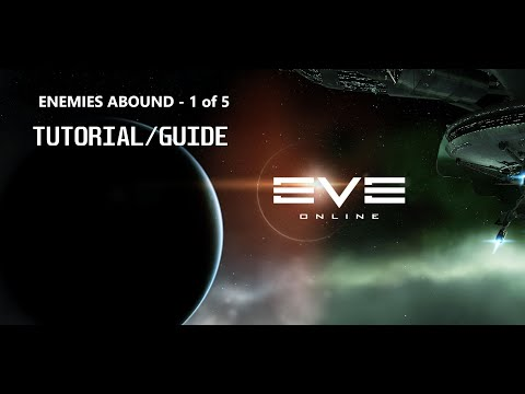 Eve Online, Enemies Abound Level 4 Mission 1 Of 5