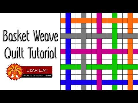Easy Basket Weaving Patterns