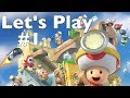"""Like Metal Gear Solid, but with Radishes"" Captain Toad Treasure Tracker - Let's Play"