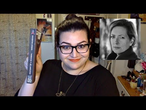 Anatomy Of A Scandal by Sarah Vaughan   Book Review!!!