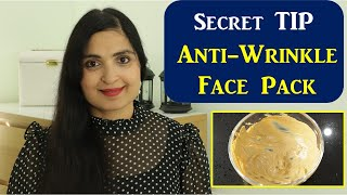 Star Anise FACE MASK To PREVENT WRINKLES 100 INSTANT RESULT DIY Face Pack For Wrinkle Free Skin