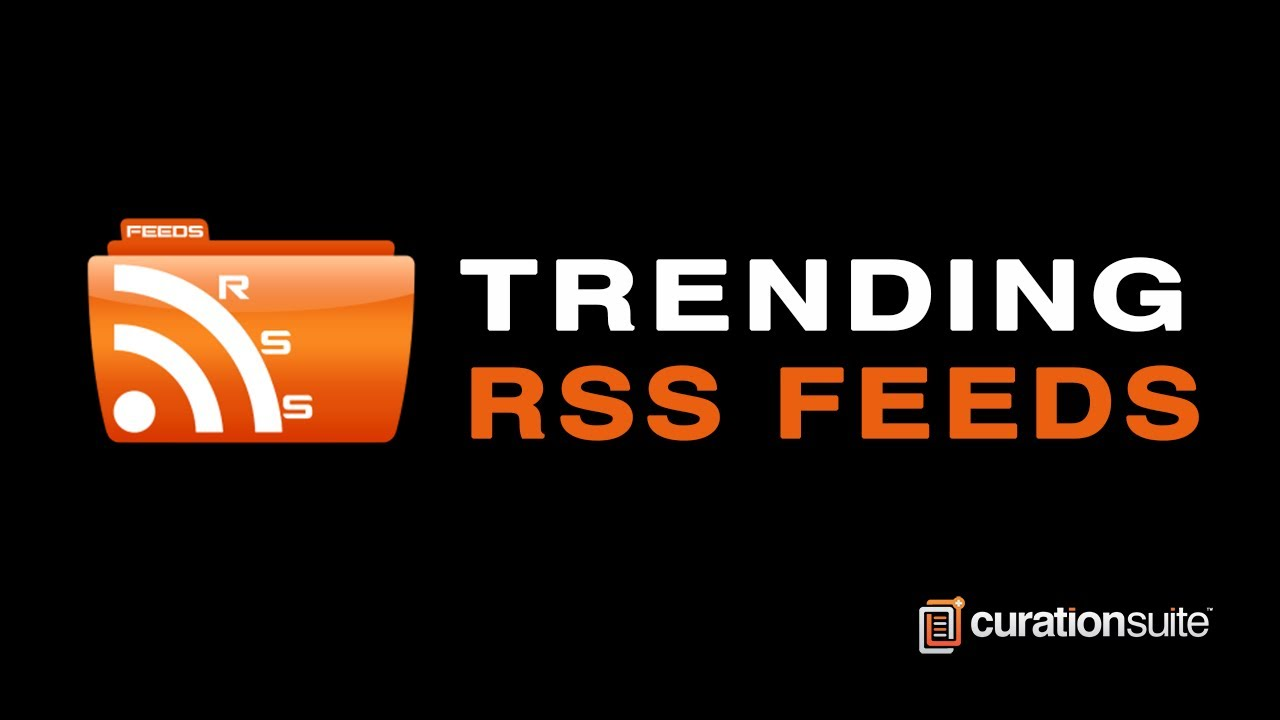 Automatic Trending RSS Feeds - YouTube