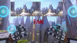 Imagine Dragons Believer Overwatch Gun Sync(first attempt)
