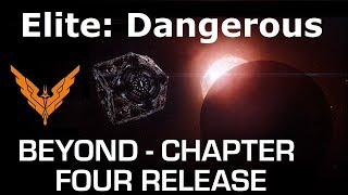 Elite: Dangerous - Beyond Chapter 4 - The Best Space Sim Gets Its Biggest Update