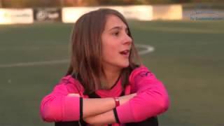 A referencia do fútbol feminino está en Soutomaior