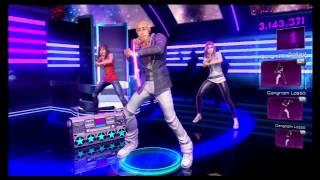 Dance Central 3 - Gangnam Style - Hard  Difficulty - 5 Gold Stars - DLC (Xbox 360)
