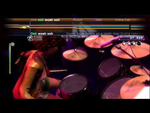 Grateful Dead - China Cat Sunflower - Rock Band: Harmonies Project