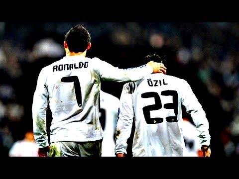 Cristiano Ronaldo & Mesut Özil - Legendary Duo - Skills & Tricks & Goals 2010-13