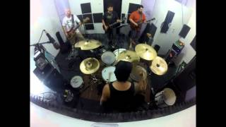 Rising Power Estudios Live Session - Statues on Fire (Zoom H6)